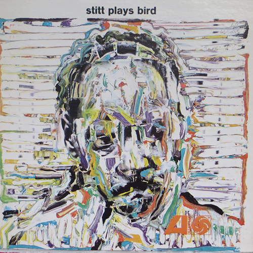 Stitt Plays Bird (Speakers Corner) (VINYL - 180 gram)