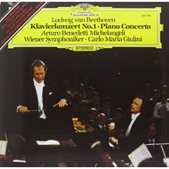 Beethoven: Concerto For Piano And Orchestra No.1 (Speakers Corner) (VINYL - 180 gram)