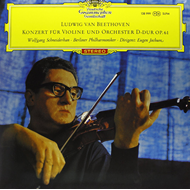 Beethoven: Concerto For Violin And Orchestra (Speakers Corner) (VINYL - 180 gram)