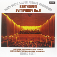 Beethoven: Symphony No. 9 (Speakers Corner) (VINYL - 2LP - 180 gram)