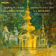 Bruckner: Symphony No. 5 (Speakers Corner) (VINYL - 2LP - 180 gram)