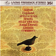 Copland: Appalachian Spring, Billy The Kid (Speakers Corner) (VINYL - 180 gram)
