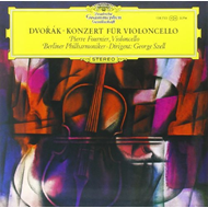 Dvorák: Concerto For Violoncello And Orchestra (Speakers Corner) (VINYL - 180 gram)