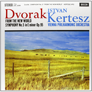 Dvorák: Symphony No. 9 (From The New World) (Speakers Corner) (VINYL - 180 gram)