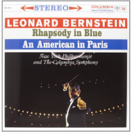 Gershwin: Rhapsody In Blue, An American In Paris (Speakers Corner) (VINYL - 180 gram)