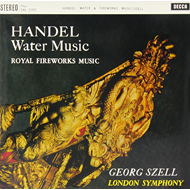 Handel: Water Music, Fireworks Music (Speakers Corner) (VINYL - 180 gram)