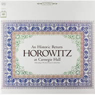 Horowitz At Carnegie Hall (Speakers Corner) (VINYL - 2LP - 180 gram)