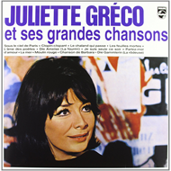 Produktbilde for Juliette Gréco And Her Greatest Chansons (Speakers Corner) (VINYL - 180 gram)