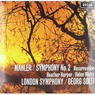 Mahler: Symphony No. 2 (Speakers Corner) (VINYL - 2LP - 180 gram)