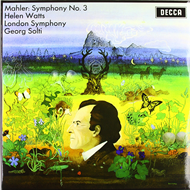 Mahler: Symphony No. 3 (Speakers Corner) (VINYL - 2LP - 180 gram)