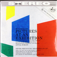 Moussorgsky: Pictures At An Exhibition (Orginal And Orchestral Version) (Speakers Corner) (VINYL - 2LP - 180 gram)