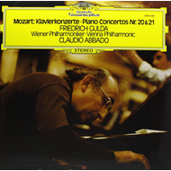 Mozart: Concertos For Piano And Orchestra Nos. 20 & 21 (Speakers Corner) (VINYL - 180 gram)