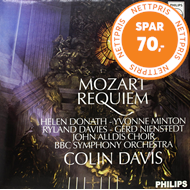 Produktbilde for Mozart: Requiem (Speakers Corner) (VINYL - 180 gram)