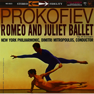 Produktbilde for Prokofiev: Romeo And Juliet (Speakers Corner) (VINYL - 180 gram)