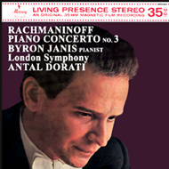 Rachmaninov: Piano Concerto No. 3 (Speakers Corner) (VINYL - 180 gram)