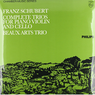 Schubert: Complete Trios For Piano, Violin And Cello (Speakers Corner) (VINYL - 2LP - 180 gram)