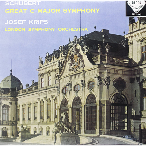 Schubert: Symphony No. 9 (The Great) (Speakers Corner) (VINYL - 180 gram)
