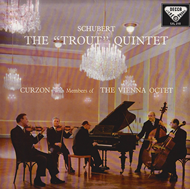 Schubert: Trout Quintet (Speakers Corner) (VINYL - 180 gram)