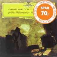 Produktbilde for Shostakovich: Symphony No. 10 (Speakers Corner) (VINYL - 180 gram)