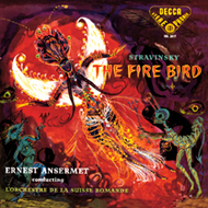 Stravinsky: The Firebird (Speakers Corner) (VINYL - 180 gram)