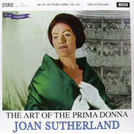 Produktbilde for Joan Sutherland - The Art Of The Primadonna (Speakers Corner) (VINYL - 2LP - 180 gram)