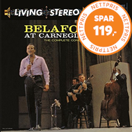 Produktbilde for Belafonte At Carnegie Hall (Speakers Corner) (VINYL - 2LP - 180 gram)