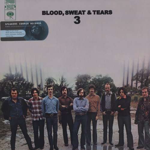 Blood, Sweat & Tears 3 (Speakers Corner) (VINYL - 180 gram)