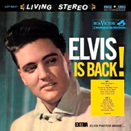 Elvis Is Back! (Speakers Corner) (VINYL - 180 gram)