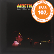 Produktbilde for Aretha Live At Fillmore West (Speakers Corner) (VINYL - 180 gram)