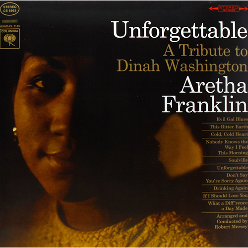 Unforgettable: A Tribute To Dinah Washington (Speakers Corner) (VINYL - 180 gram)