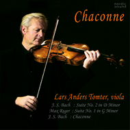 Lars Anders Tomter - Chaconne (CD)