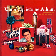Produktbilde for Elvis' Christmas Album (USA-import) (VINYL - 180 gram)