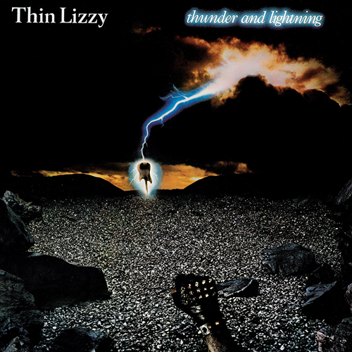 Thunder And Lightning (USA-import) (VINYL - 180 gram)