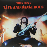Produktbilde for Live And Dangerous - Deluxe Edition (USA-import) (VINYL - 2LP - 180 gram)