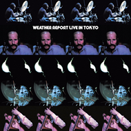 Live In Toyko Weather Report - Anniversary Edition (VINYL - 180 gram - Red)