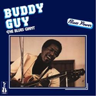 Produktbilde for The Blues Giant (Pure Pleasure) (VINYL - 180 gram)