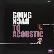 Produktbilde for Going Back To Acoustic (Pure Pleasure) (VINYL - 180 gram)