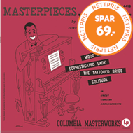 Produktbilde for Masterpieces (Pure Pleasure) (VINYL - 180 gram - Mono)