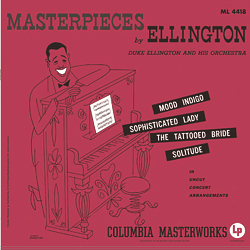 Masterpieces (Pure Pleasure) (VINYL - 180 gram - Mono)