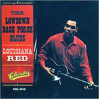 The Lowdown Back Porch Blues (Pure Pleasure) (VINYL - 180 gram)
