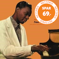 Produktbilde for The Piano Style Of Nat King Cole (Pure Pleasure) (VINYL - 180 gram)