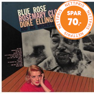 Produktbilde for Blue Rose (Pure Pleasure) (VINYL - 180 gram - Mono)