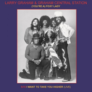 "(You're A)Foxy Lady / I Want To Take You Higher (Live) (VINYL - 7"")"