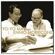 Produktbilde for Yo-Yo Ma Plays Ennio Morricone (VINYL - 2LP - 180 gram)