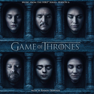 Game Of Thrones - Season 6: Music From The Hbo Series (VINYL - 3LP - 180 gram)
