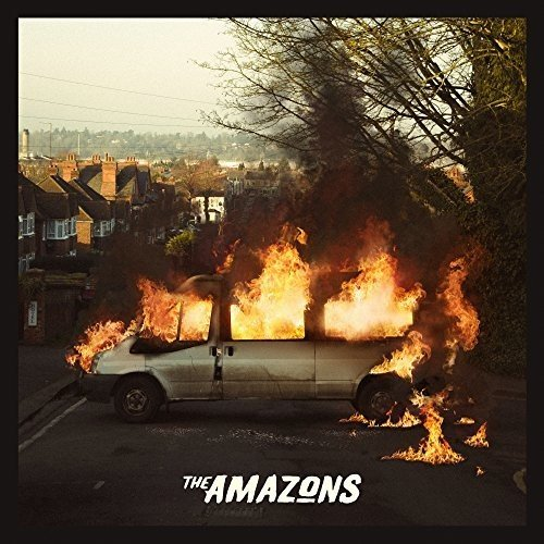 The Amazons (VINYL - Clear)