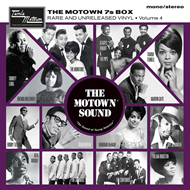 "The Motown 7s Box - Rare And Unreleased Vinyl Volume 4 (VINYL - 7 x 7"")"