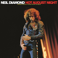 Produktbilde for Hot August Night (VINYL - 2LP - 180 gram)