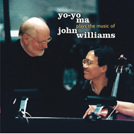 Produktbilde for Yo-Yo Ma Plays The Music Of John Williams (VINYL - 2LP - 180 gram)