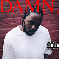 Produktbilde for Damn. (VINYL - 2LP)
